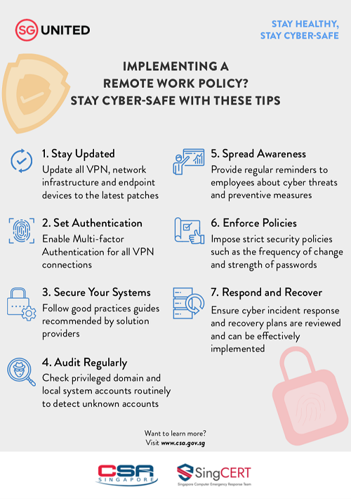 Remote Work Policy Tips