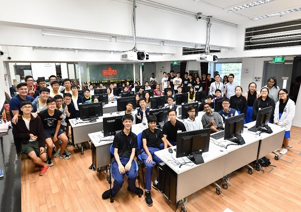 Inaugural Youth Cyber Exploration Programme 2018
