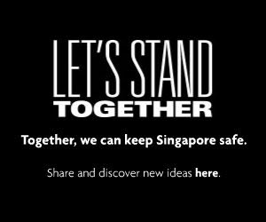 Let's Stand Together Campaign logo