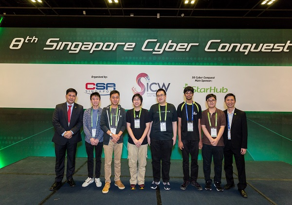 Singapore Cyber Conquest
