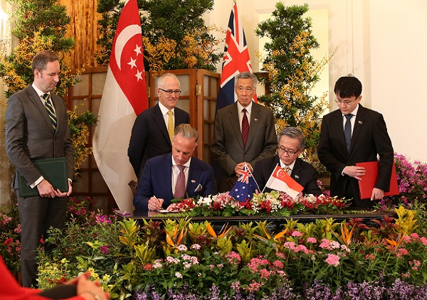 Singapore Signs MOU with Australia to Enhance Cybersecurity