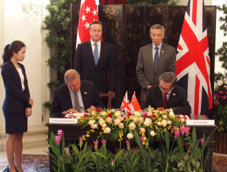 CSA signs MOU with United Kingdom