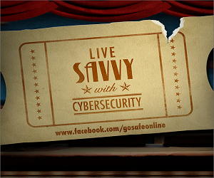 Live Savvy with Cybersecurity